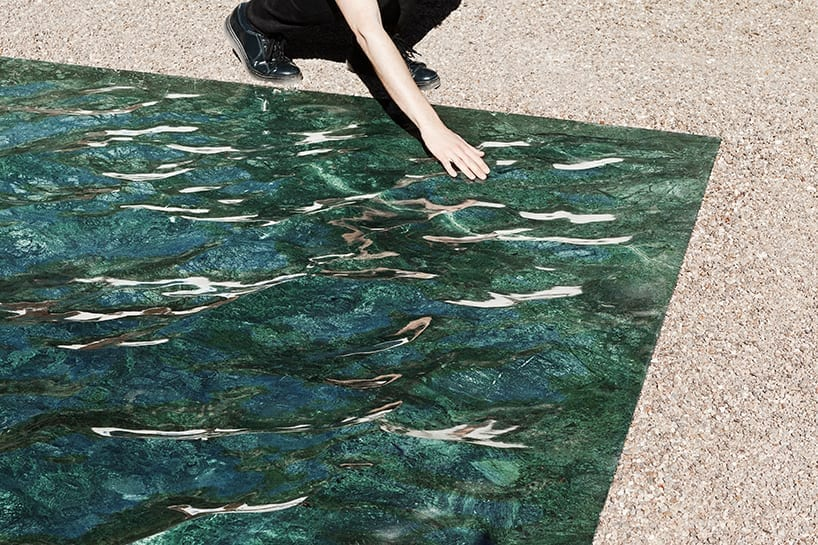Mathieu lehanneur wows design world with marble pools 52 insights