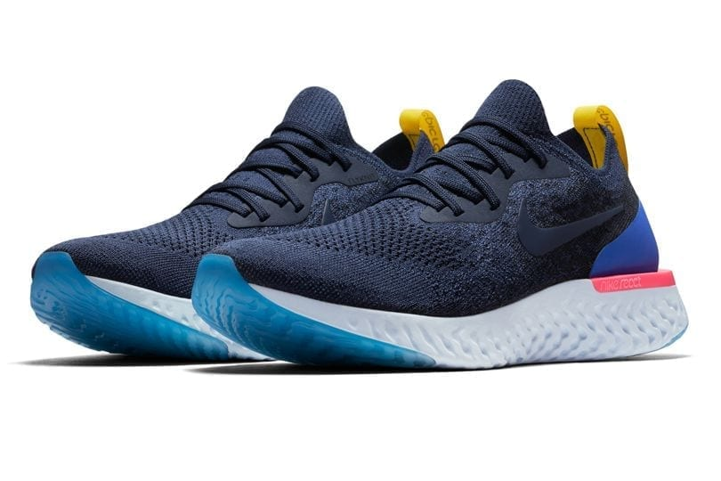 fefe084cb28b ... us to a pair of sneakers that are set to create a cushioning  revolution. They re called the Epic React Flyknit and Nike are banking on  them as a running ...